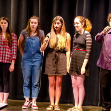 Choir of Hope, for Benjamin