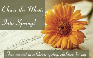 Chase the Music into Spring