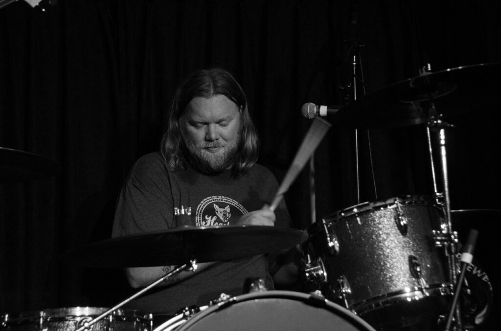 Thunder - Mark Anderson